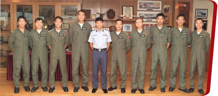 国际海上救援联盟提名香港政府飞行服务队